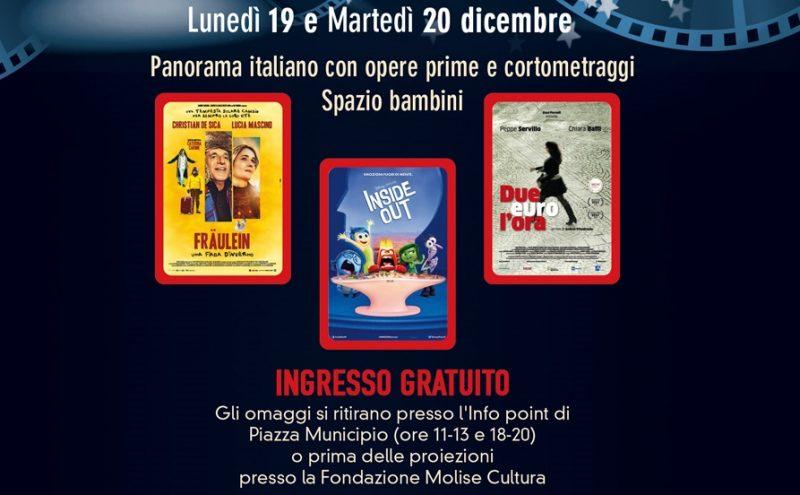 Ex Gil, arriva la rassegna di Natale sul cinema italiano