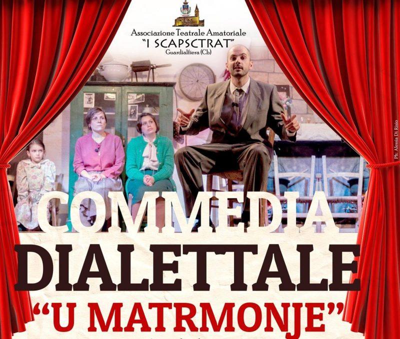 """""""U Matrmonje"""", domani al Cinema Teatro """"Risorgimento"""""""