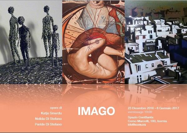 ARTE – IMAGO: nuova collettiva di pittura, scultura e video art