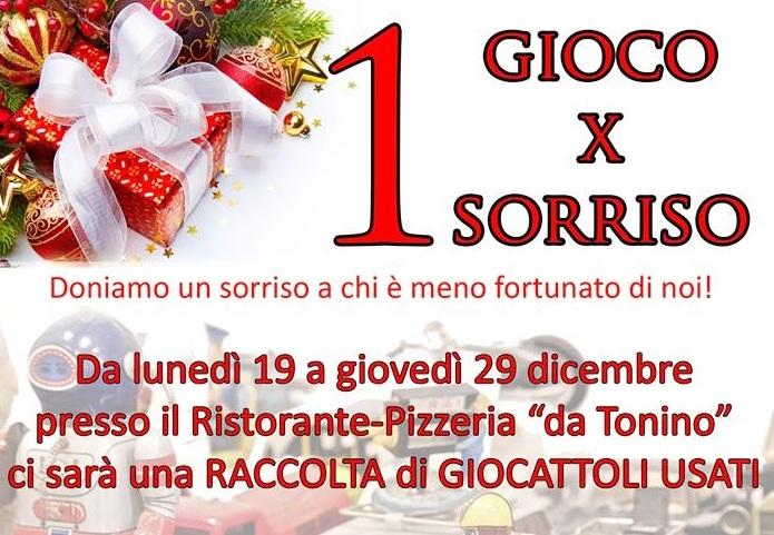 """Un gioco per un sorriso: l'iniziativa della pizzeria """"da Tonino"""" per i bambini di Amatrice"""