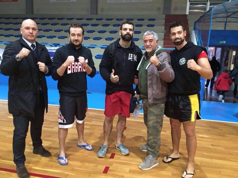 Termoli: tra kung-fu e arti marziali miste con Sakara