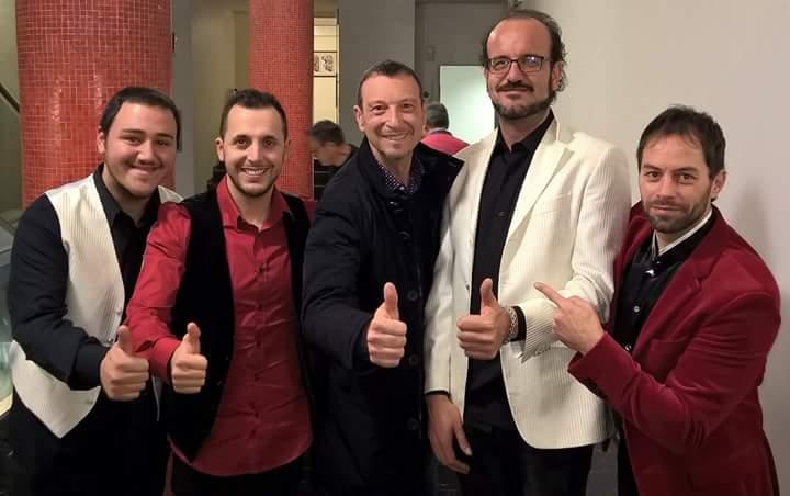 """""""Zampognorchestra"""", il gruppo molisano ospite su Rai 1"""