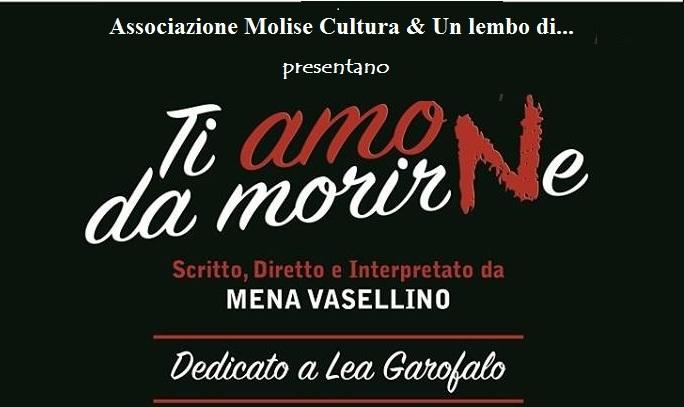 """Il Molise va in scena a Roma Con """"Ti amo da morirNe"""""""