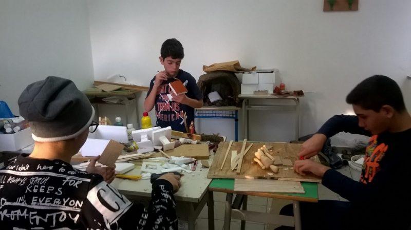 Tradizione e tecnologia, a Montenero il Presepe interattivo