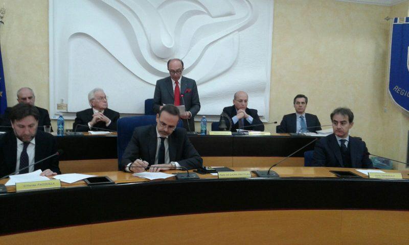 53° anniversario della Regione Molise, il discorso di Cotugno in Consiglio