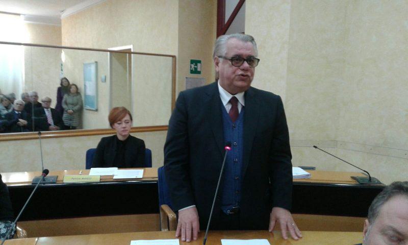 """Iorio si dimette da consigliere: """"Candidatura al Senato non mi consente di svolgere al meglio ruolo"""""""