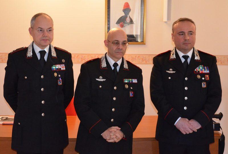 Carabinieri, un anno di attività del Comando Provinciale di Isernia