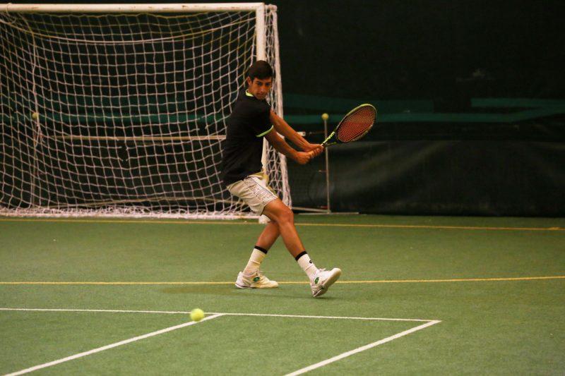 Tennis, Federico Iannaccone nella storia