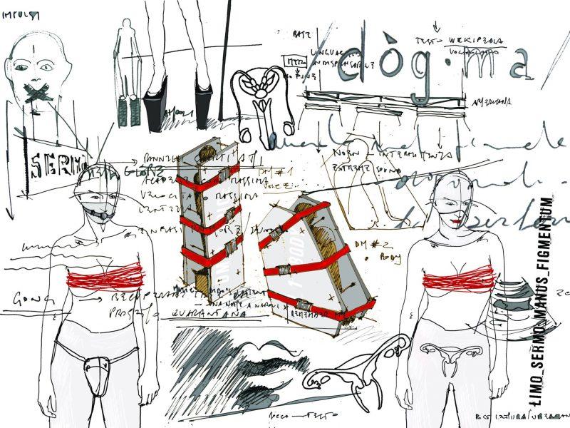 EVENTI- Nuove date per 'Dogma' di Nicola Macolino