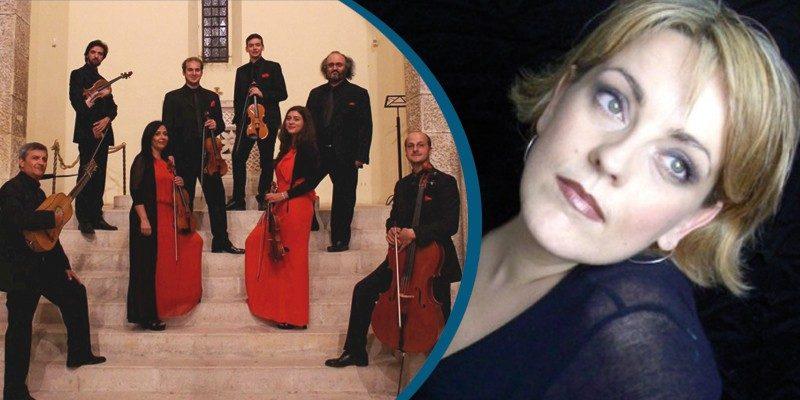 Gli Archi del Cherubino e Gemma Bertagnolli in concerto al Savoia