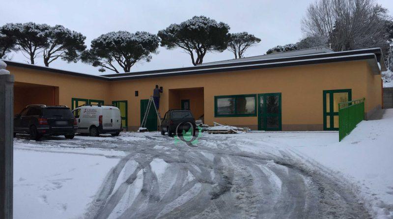 Neve in arrivo, scuole chiuse domani a Campobasso
