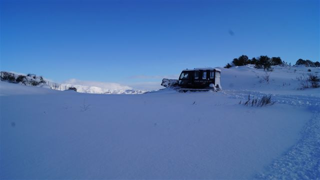 Neve e gelo, continua senza sosta il lavoro dei Carabinieri
