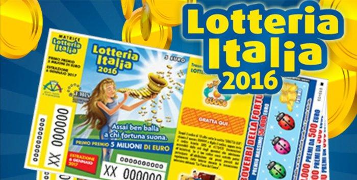 Lotteria Italia, tagliando da 25mila euro venduto a San Pietro Avellana