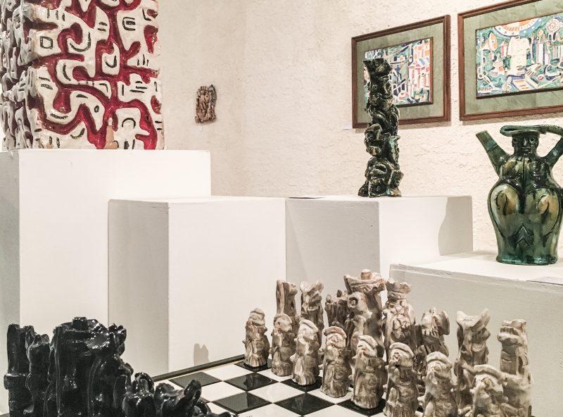ARTE- Mostra di Nicola Belloni, rinviato al 15gennaio il finissage