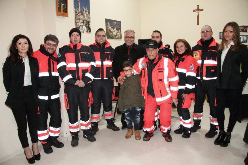 Croce Azzurra, aperta la prima sede a Venafro