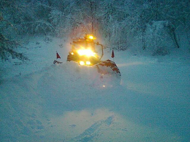 Neve e viabilità: 8 le strade provinciali ancora bloccate