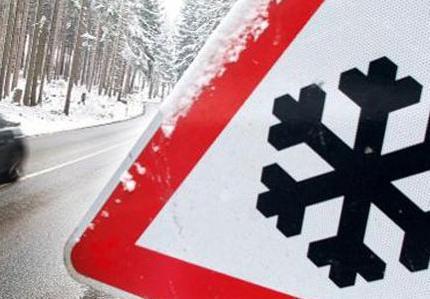 Provincia di Isernia, un milione di euro per il piano neve 2017-2018