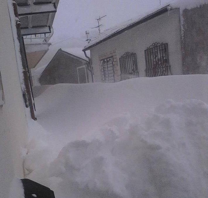 Emergenza neve, l'Anci Molise chiede fondi straordinari