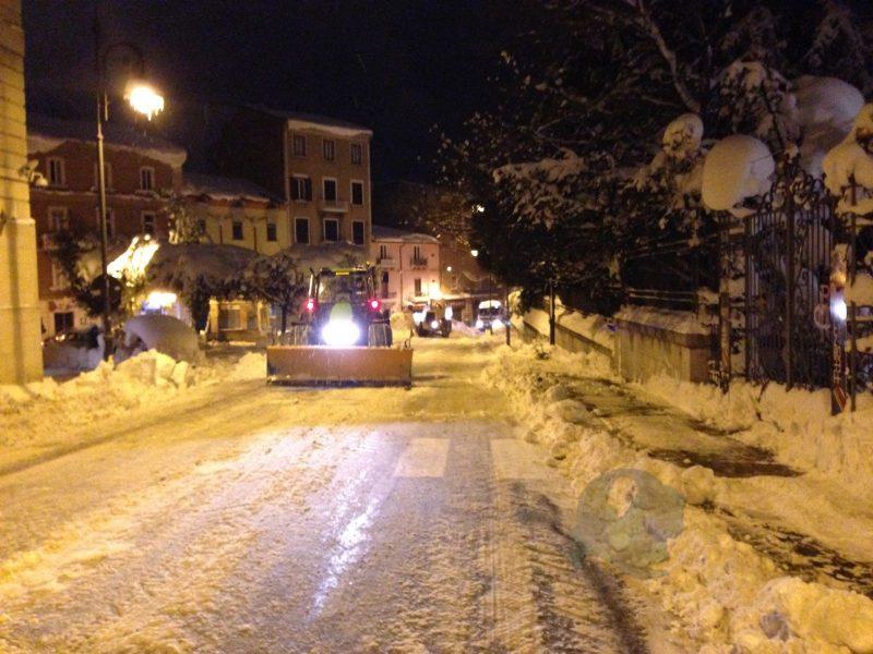 Pulizia strade a Campobasso: l'elenco delle vie che saranno liberate stasera