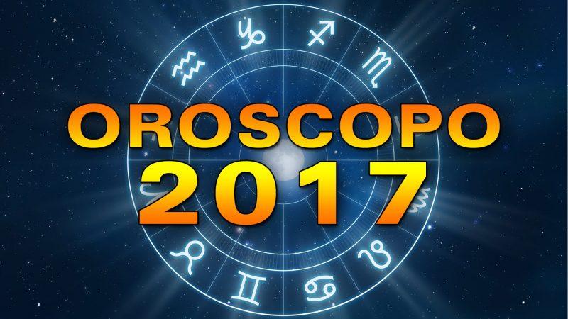 OROSCOPO – I segni privilegiati del 2017