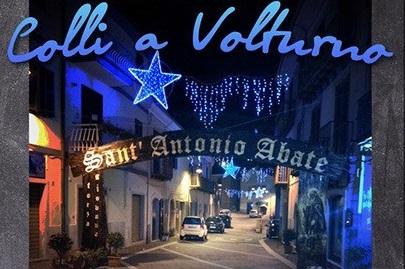 TRADIZIONI – Colli a Volturno, XI edizione della Festa di Sant'Antonio Abate