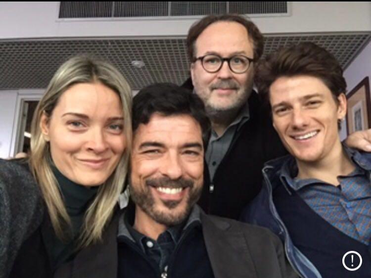 """La termolese Maria Rosaria Russo in scena con """"I Bastardi di Pizzofalcone"""""""