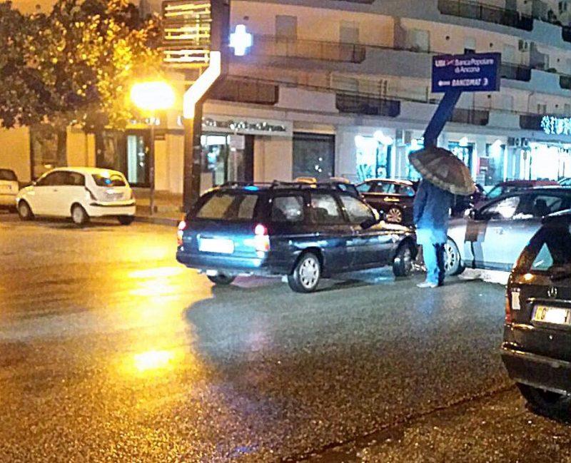 Venafro, ennesimo incidente nei pressi di via Campania