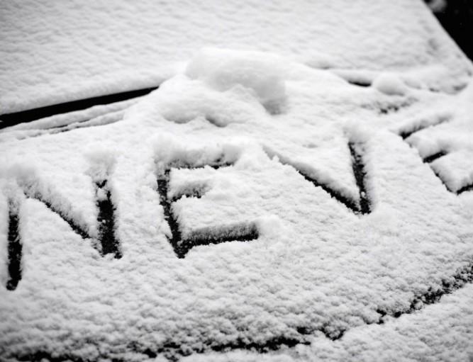 Aggiornamento meteo: neve abbondante sul Matese e anche a Campobasso