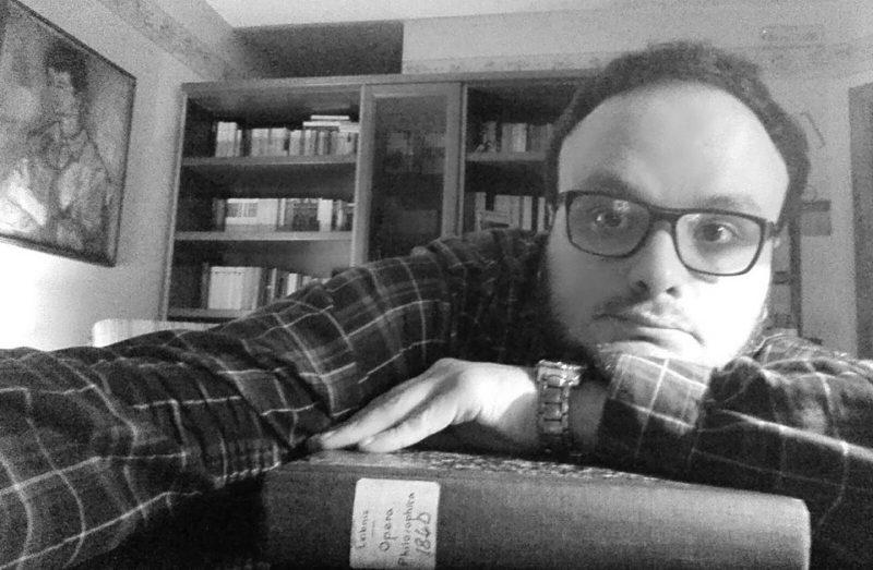 Venafro, al via la presentazione di 'Lettere e disarmonia' di Francesco Giampietri