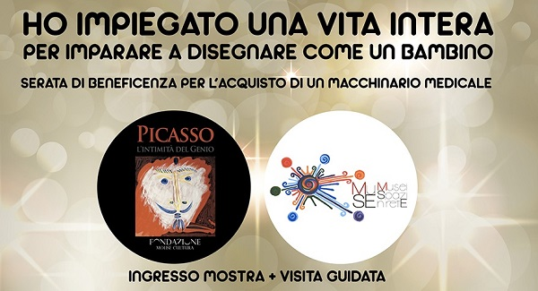 EVENTI – Serata di beneficenza all'ex Gil per il reparto di Pediatria