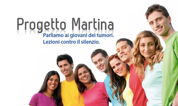 """Giovani e prevenzione, il Lions Club presenta il """"Progetto Martina"""""""