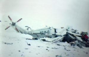 MONDO- Dopo Farindola, altra tragedia in Abruzzo: morte le sei persone a bordo dell'elicottero del 118