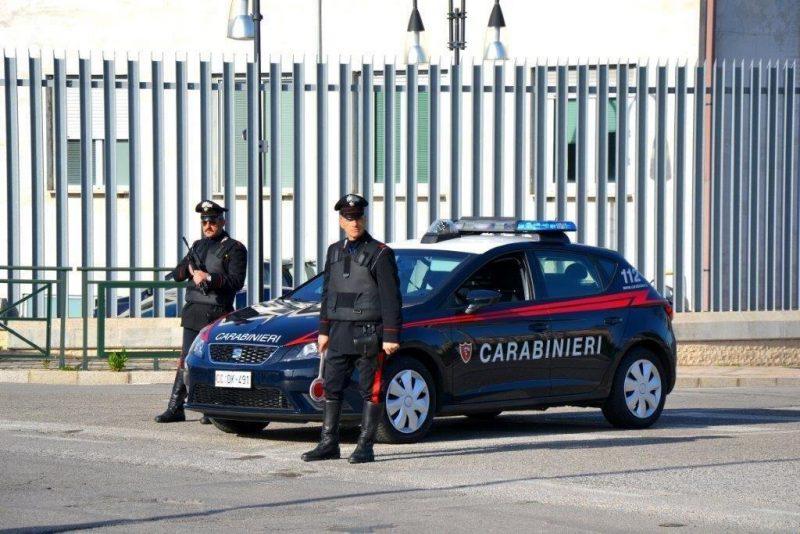 Carabinieri, il resoconto dell'attività nel mese di marzo