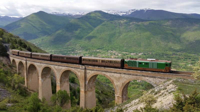 Ferrovie turistiche via libera alla legge, c'è la Carpinone-Sulmona