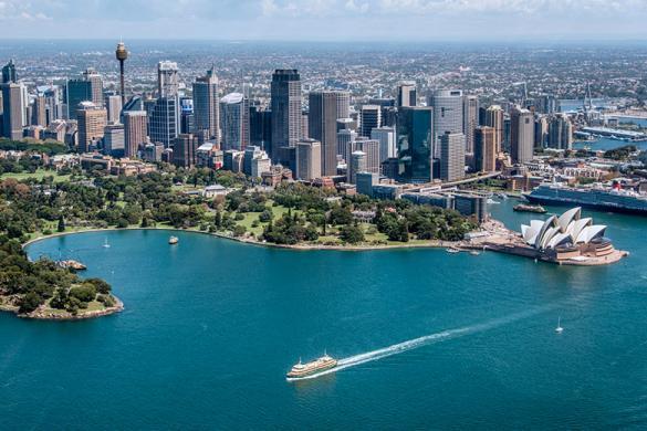 L'Austalia, un nuovo mondo
