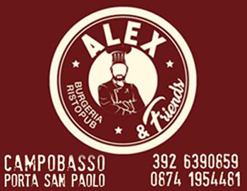 Alex e Friends