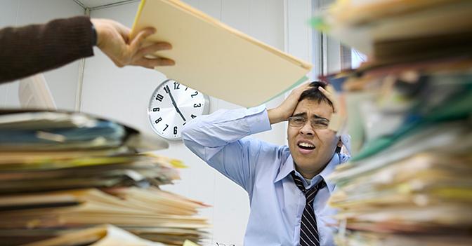 SALUTE- Lavorare oltre 39 ore a settimana non fa bene