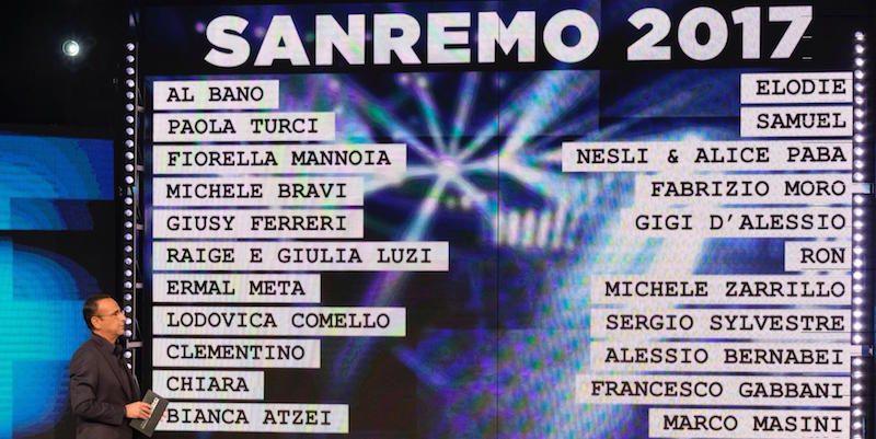 Festival di Sanremo: 67 anni di musica italiana