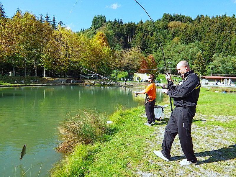 La pesca trota lago: tutte le curiosità