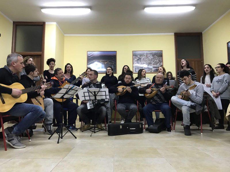 Mascherata 2017, ultimi preparativi a Ripalimosani