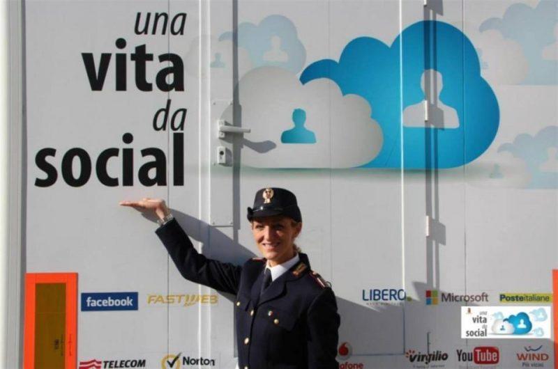 """INIZIATIVE – """"Una vita da social"""" La Polizia sale in cattedra"""