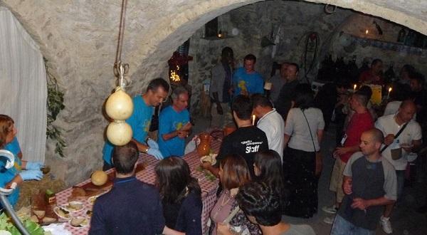 Ancora un successo per InCantiniamoci Pienone di turisti a Montagano