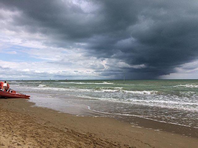 Meteo, peggioramenti in Molise: avviso di burrasca sulla costa