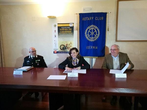 EVENTI – Un concerto per celebrare i cento anni della Rotary Foundation
