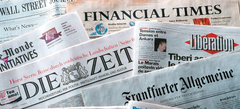 Un futuro per il giornale, ci sarà?