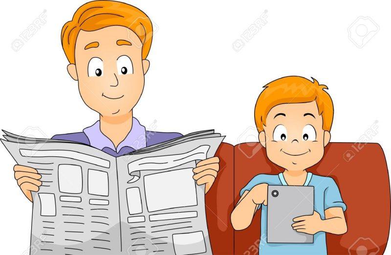 Drastica diminuzione dei giornali