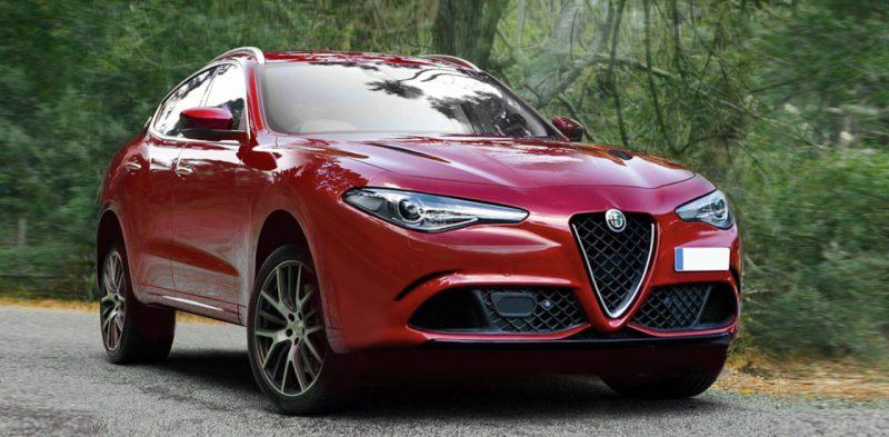 Parla termolese il nuovo suv Alfa Romeo