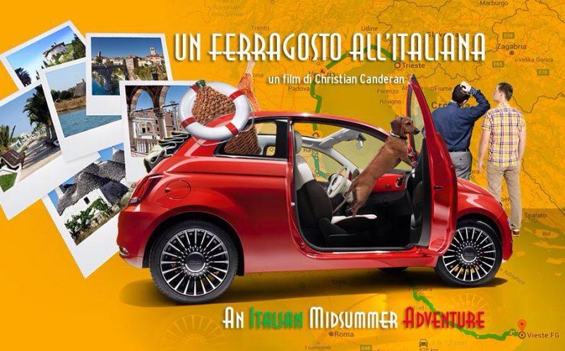 Ad Acquaviva la prima del film girato con una GoPro tra Molise e Friuli