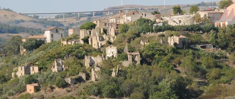 """Monacilioni: la """"Chiesa Vecchia"""", un gioiello andato distrutto"""