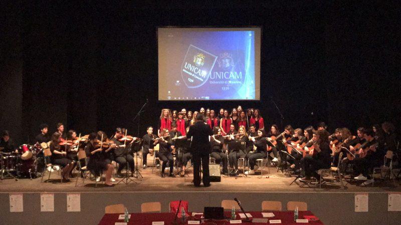 Termoli. Grande successo per l'Orchestra e il Coro 'Punto Di Valore' a Camerino
